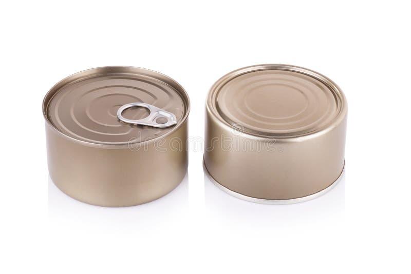 Download Latta Di Alluminio Su Un Fondo Bianco Fotografia Stock - Immagine di cilindro, airtight: 56885534
