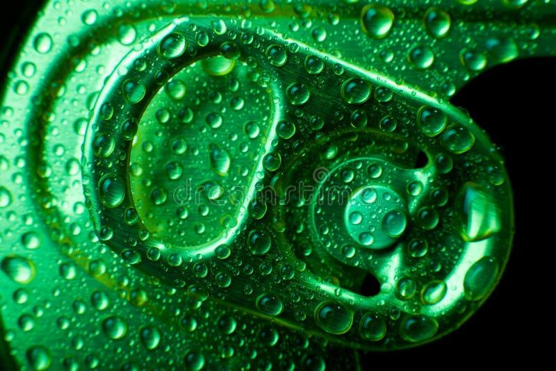 Latta di soda fotografia stock libera da diritti