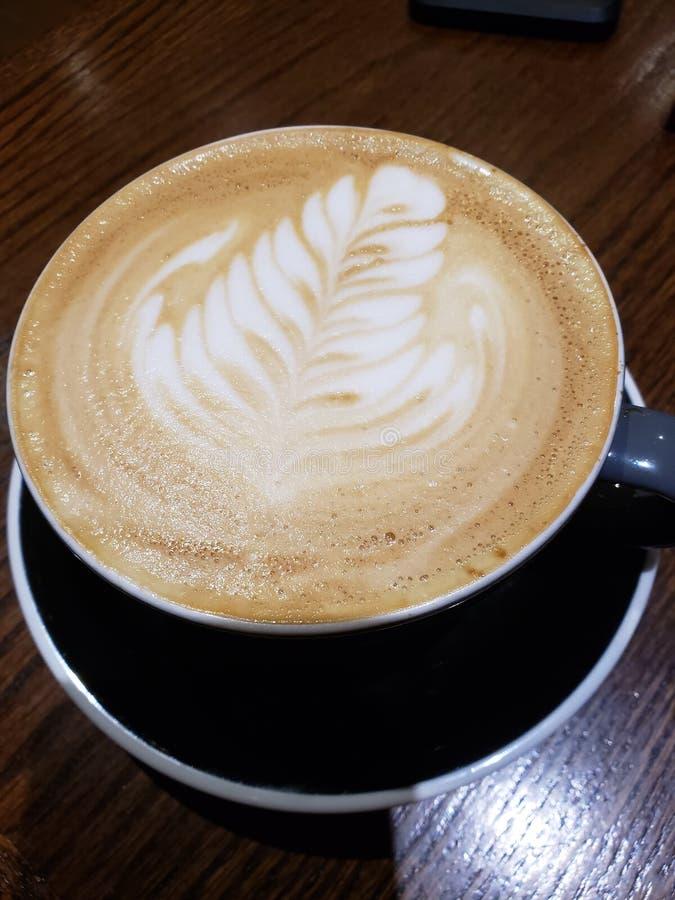 Latte карамельки стоковые изображения rf