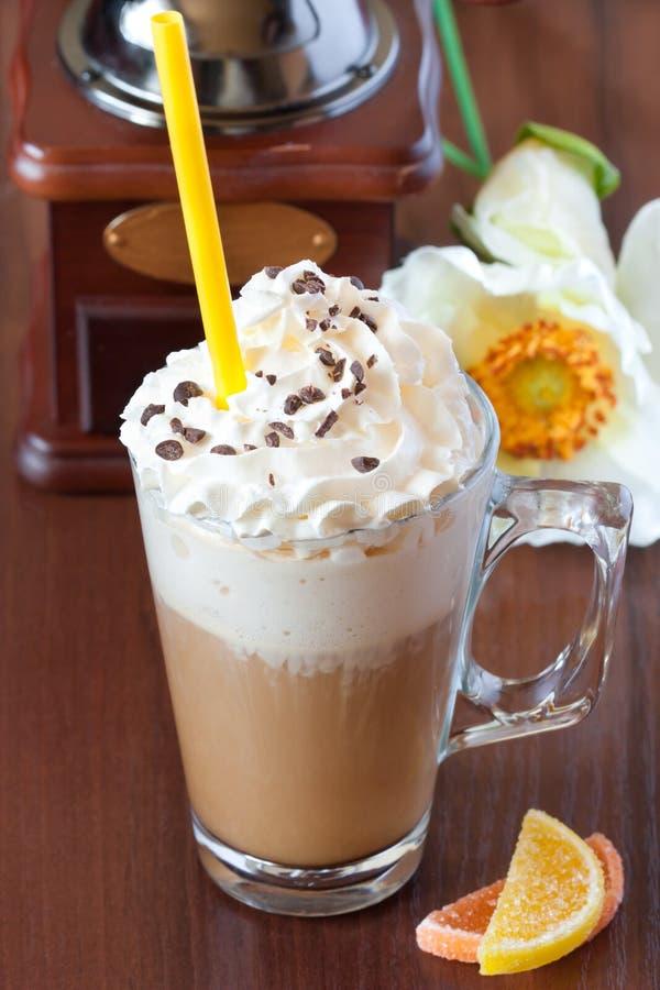 Latte. imagen de archivo libre de regalías
