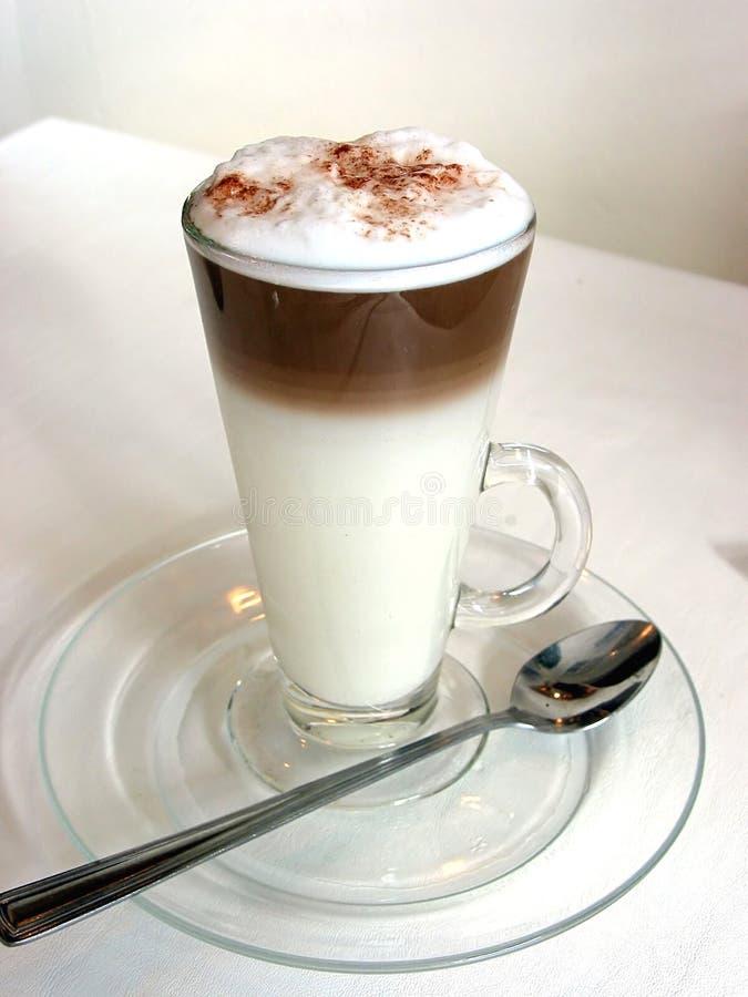 Latte royalty-vrije stock fotografie