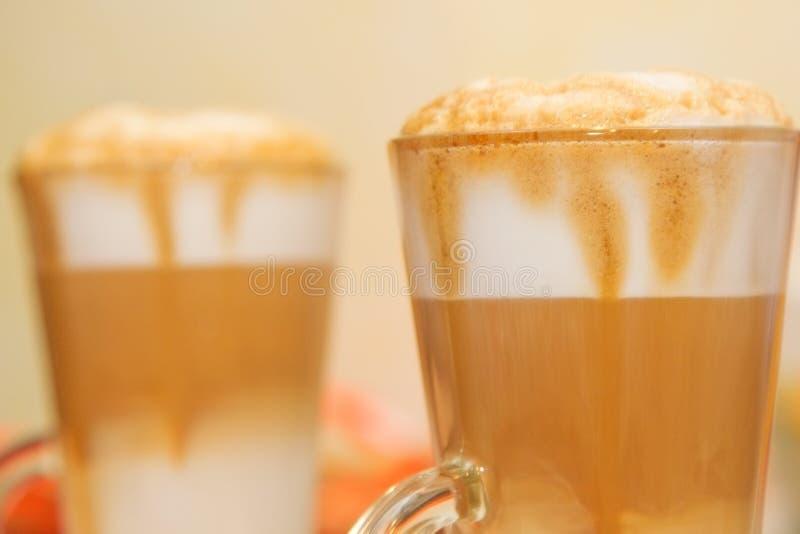 Latte royaltyfri foto