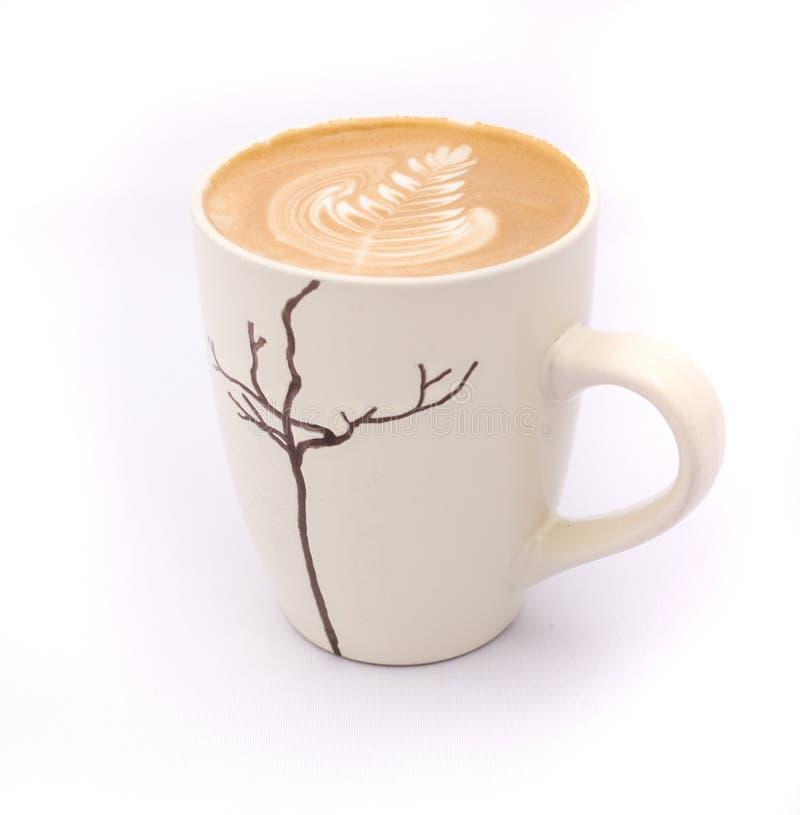 Latte photo stock