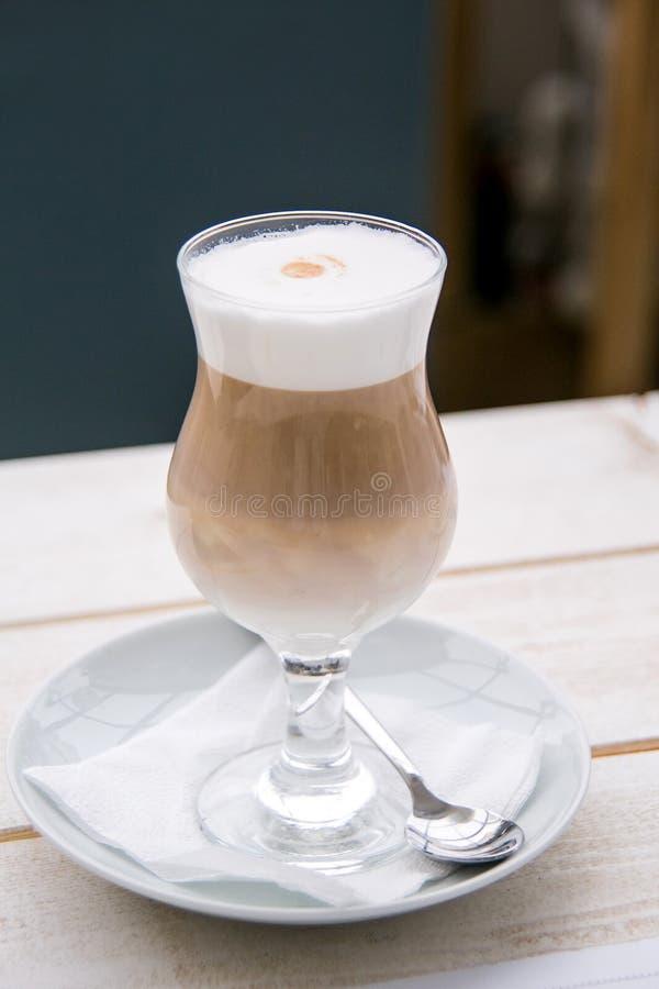 Latte стоковая фотография