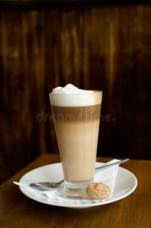 Latte images stock