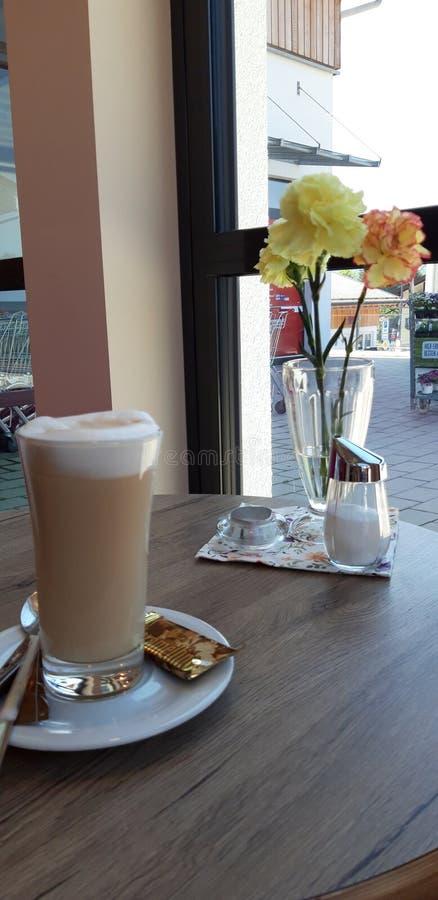 latte photographie stock libre de droits