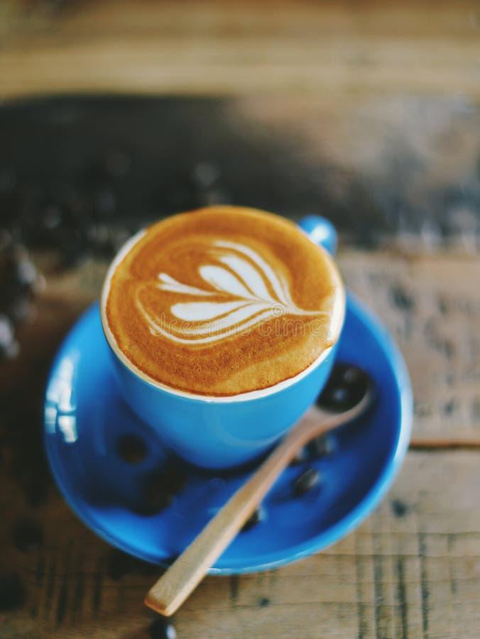 Latte stock photography