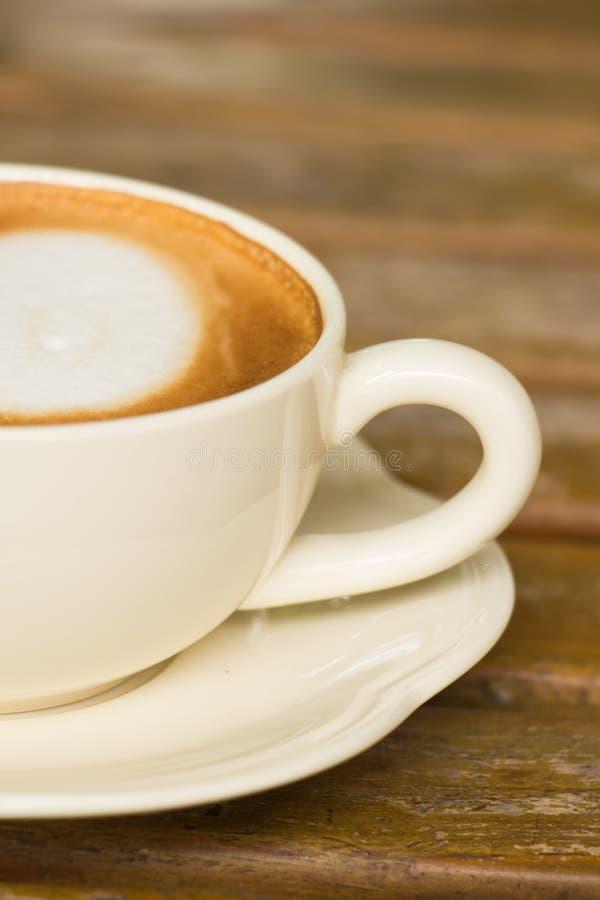 Latte kawa zdjęcie stock