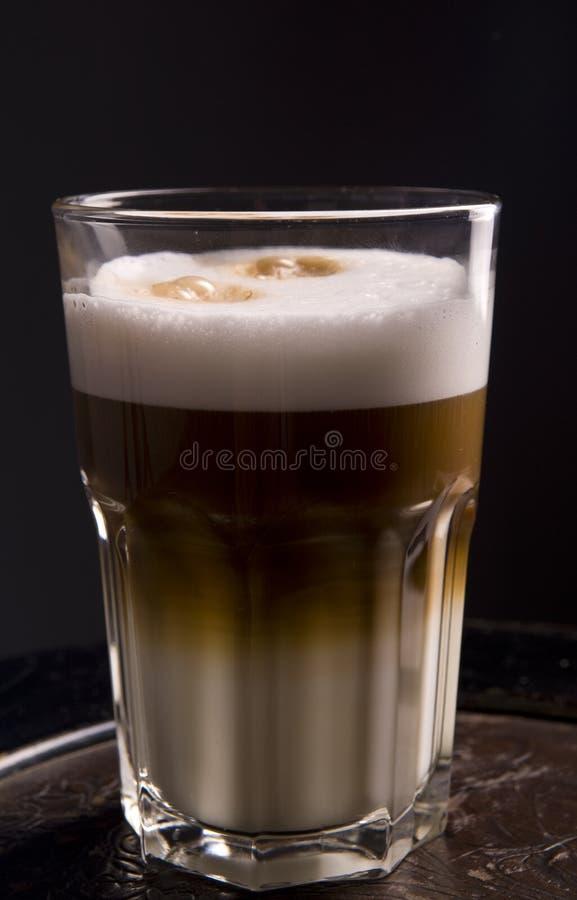 latte macchiato στοκ εικόνες