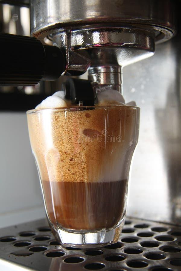 latte macchiato στοκ φωτογραφίες με δικαίωμα ελεύθερης χρήσης