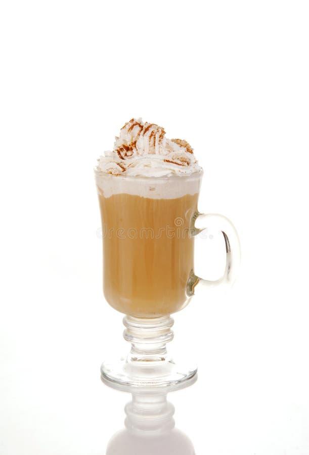 Latte ou Cappucino fotos de stock
