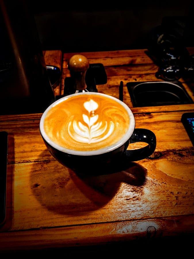 Latteart stockfotos
