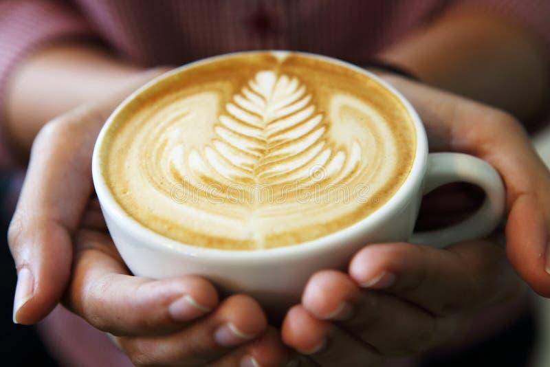 Latteart royaltyfria foton