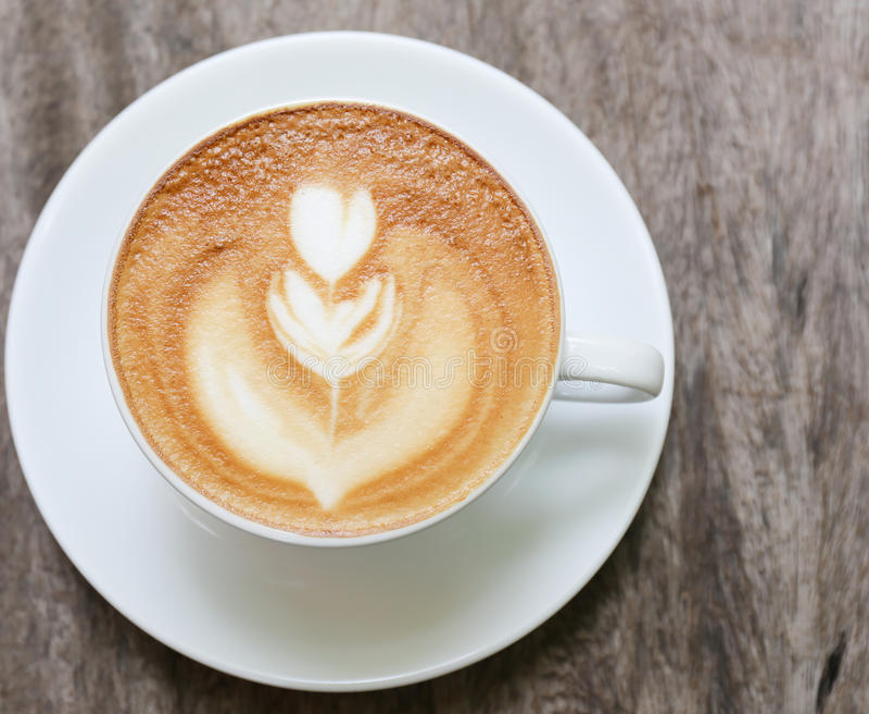 Lattekonst royaltyfri bild