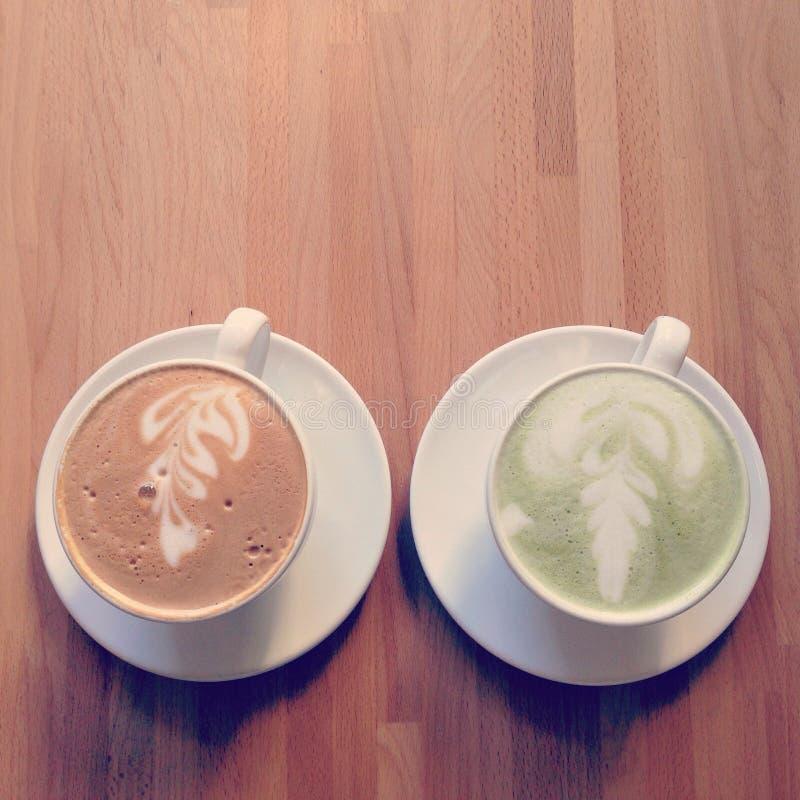 2 lattes