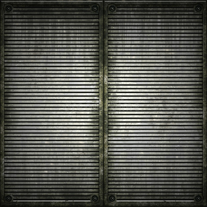 Download Lattice. Texture Of Metal Plate. Stock Illustration - Image: 22530875