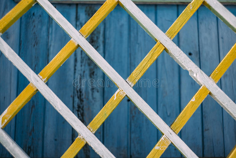 lattice trä royaltyfria foton