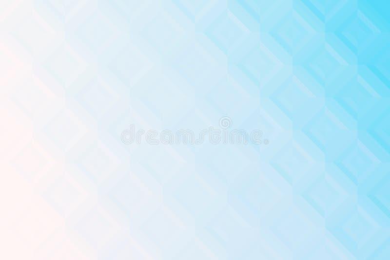 Latticed flerfärgad lutningtextur royaltyfri illustrationer