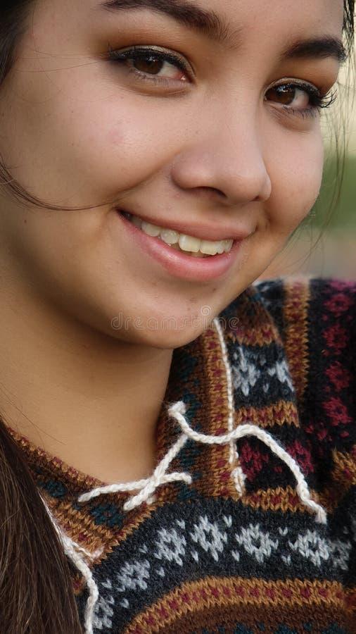 Latynoska kobieta zdjęcie stock