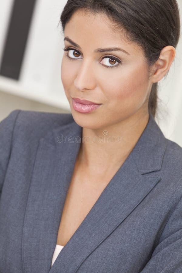 Latynoska Kobieta Latina Bizneswoman lub obrazy stock