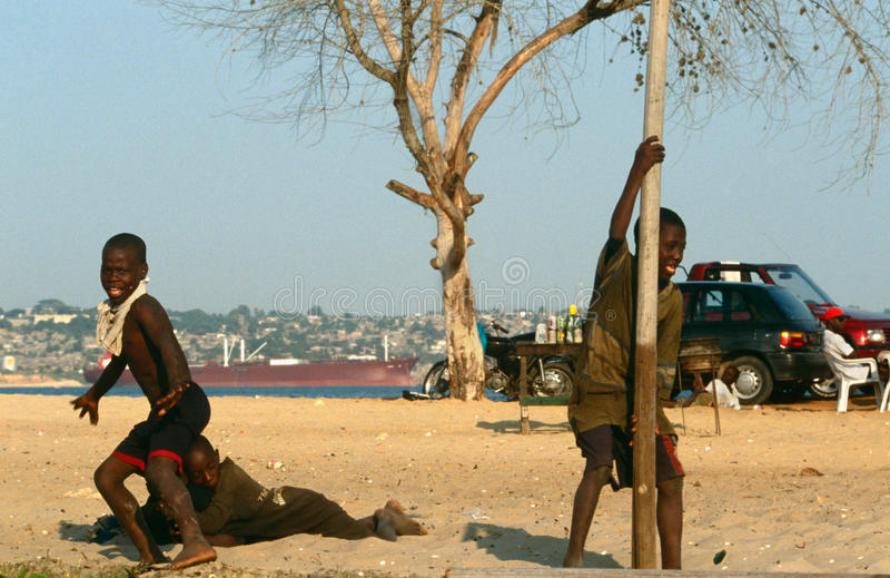 lauanda της Ανγκόλα στοκ φωτογραφίες