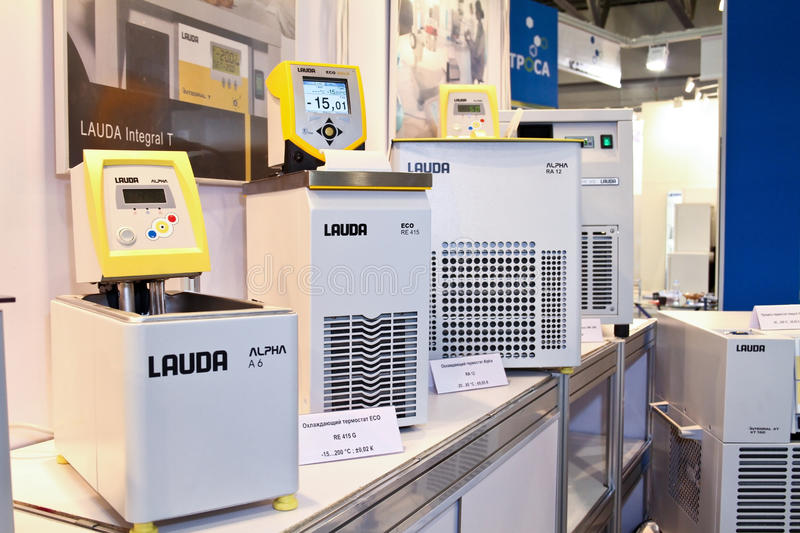Download LAUDA cooling thermostats editorial image. Image of drug - 23983505