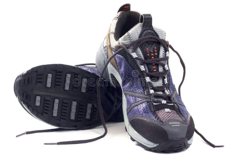 Laufende Schuhe lizenzfreie stockfotos