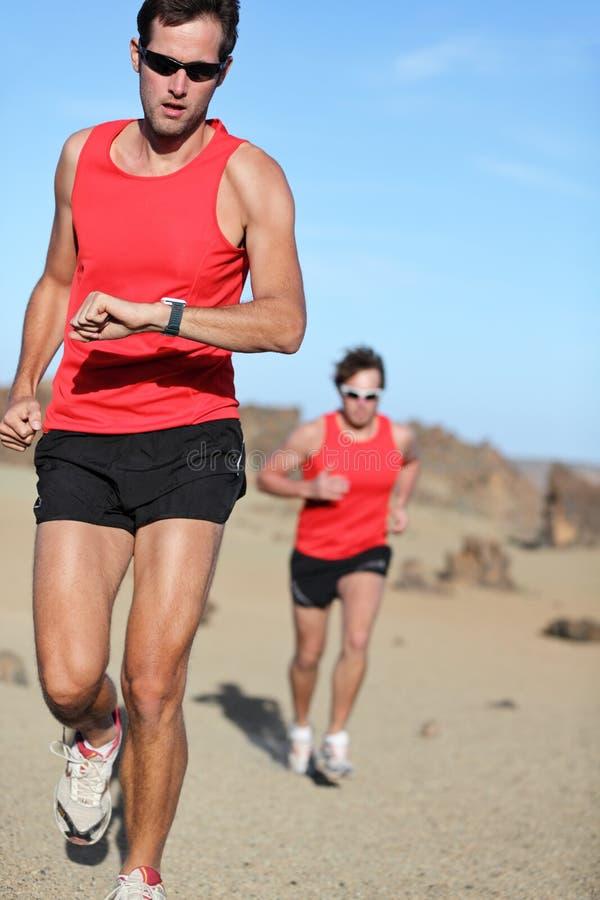 Laufender Sport lizenzfreies stockbild
