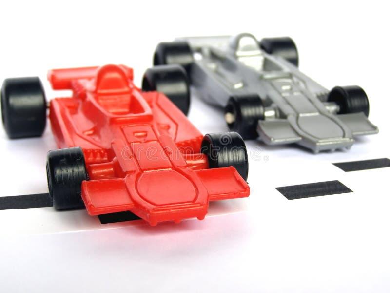 Laufendes Auto der Formel 1 F1 stockbild