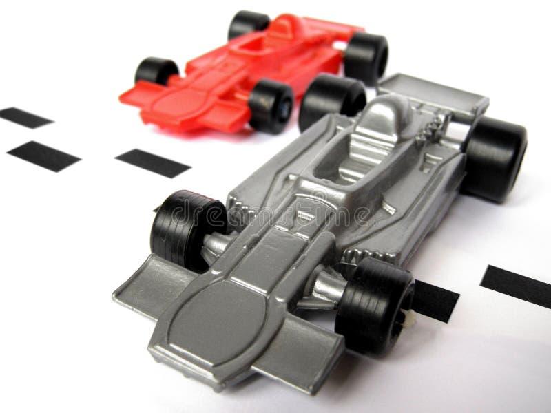 Laufendes Auto der Formel 1 F1 stockfotografie