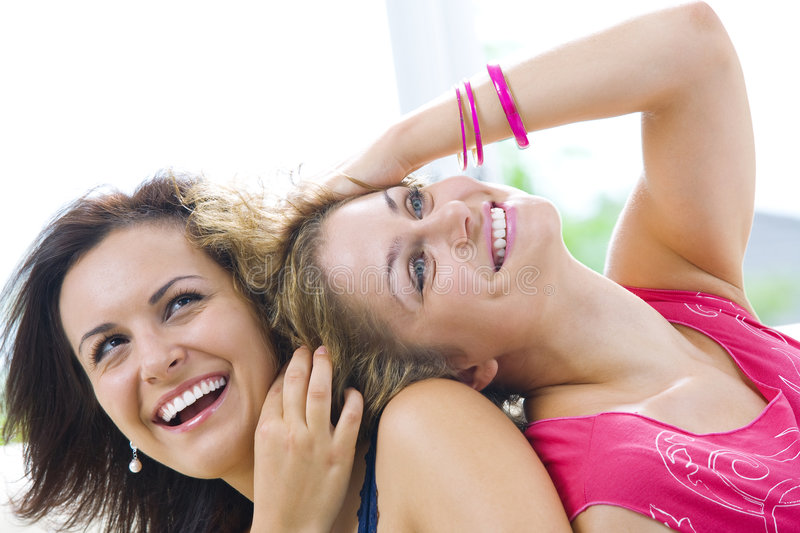 Download Laughing stock image. Image of grinning, laughter, sister - 6963071