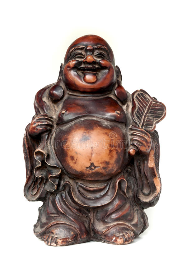 Download Laughing Buddha Royalty Free Stock Photos - Image: 22882048