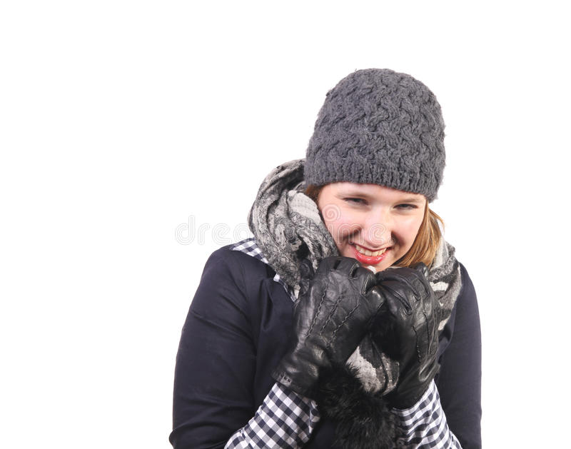 Download Laughing in the cold stock image. Image of contact, blue - 20777403