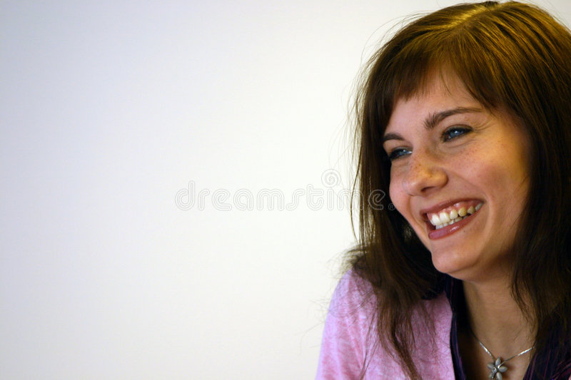 Download Laughing girl stock photo. Image of smile, happy, cute - 127206