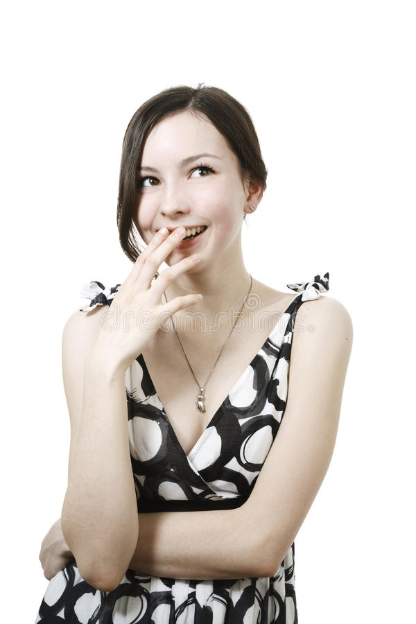 Download Laughing Girl Stock Photography - Image: 13983922