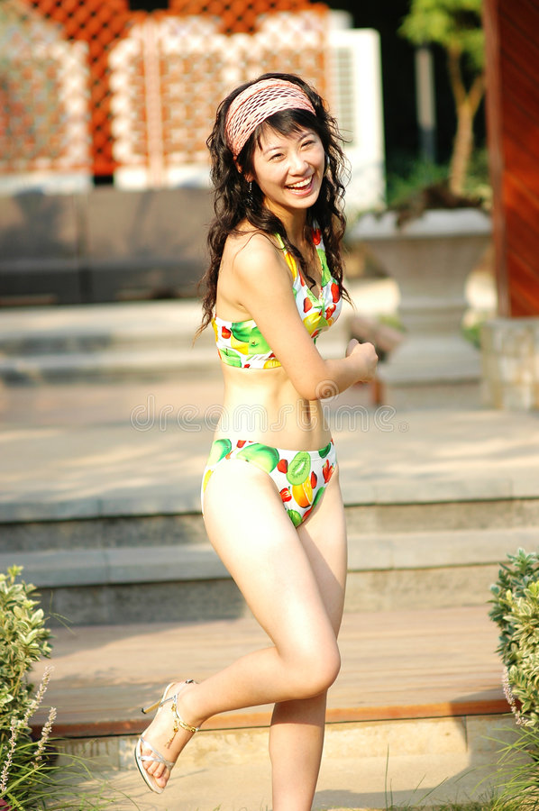 Download Laughing   girl stock photo. Image of china, loveliness - 6349598