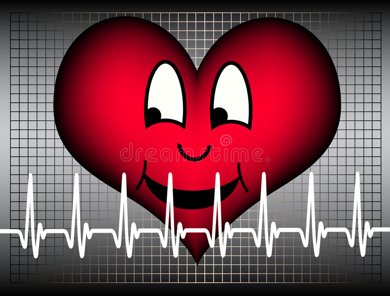 Laughing heart stock images