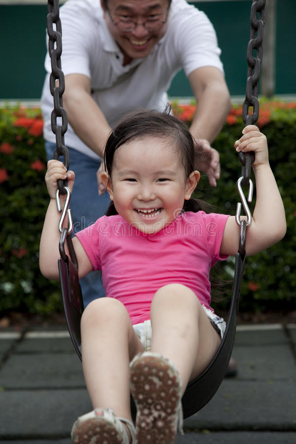 Download Laughing Little Girl Stock Photo - Image: 20289430
