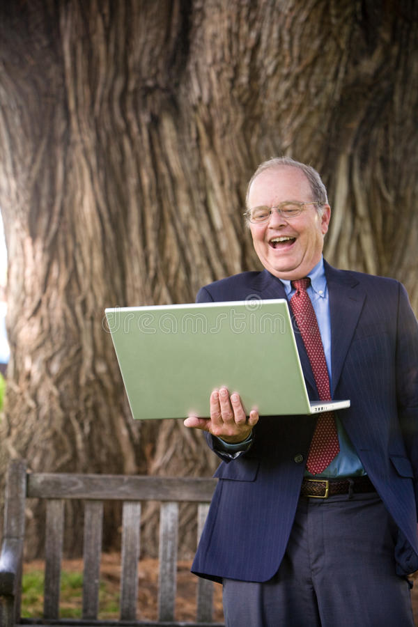 Free Laughing Man Stock Photography - 9911512