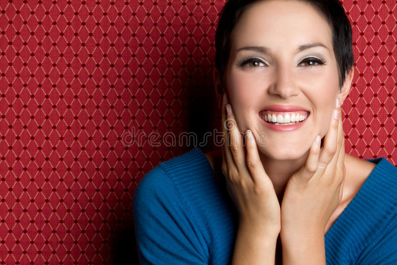 Download Laughing Woman Royalty Free Stock Photos - Image: 16368928
