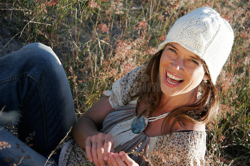 Laughter royalty free stock photography