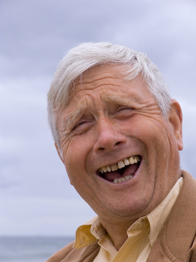 Laughter! Stock Photography
