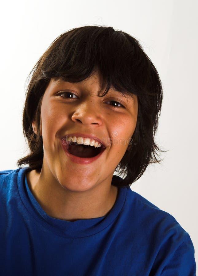 laughter arkivfoto