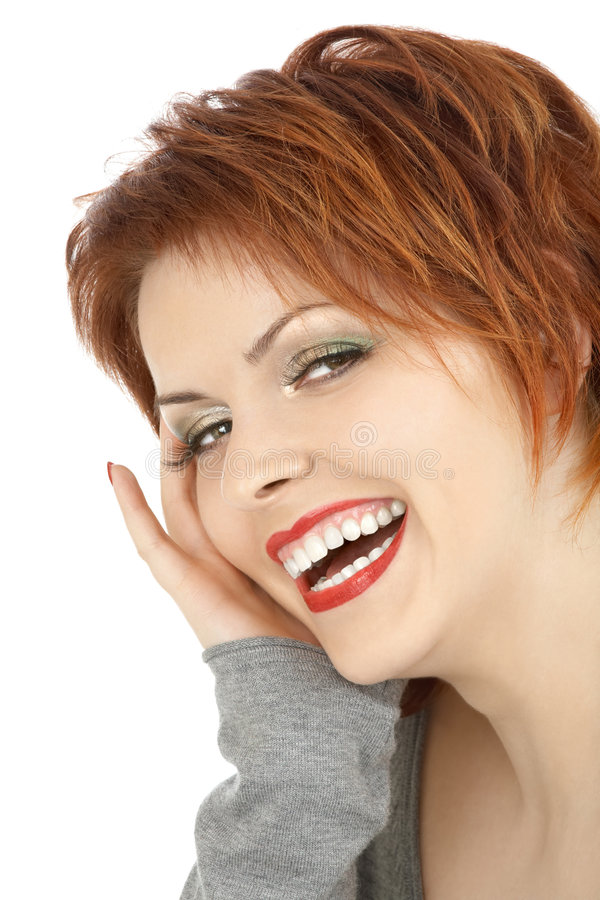 Laughter stock photography