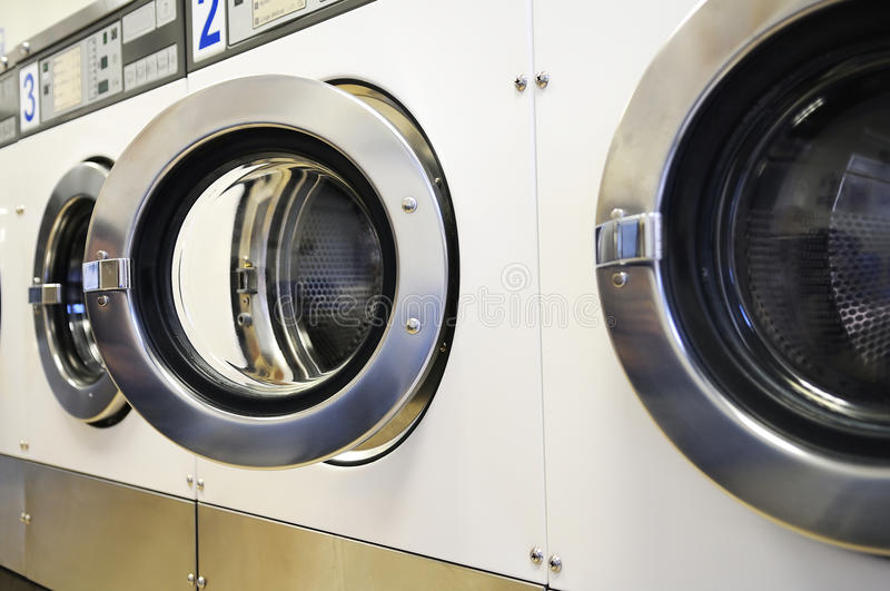 Download Laundromat stock image. Image of coin, chores, oversize - 27675683