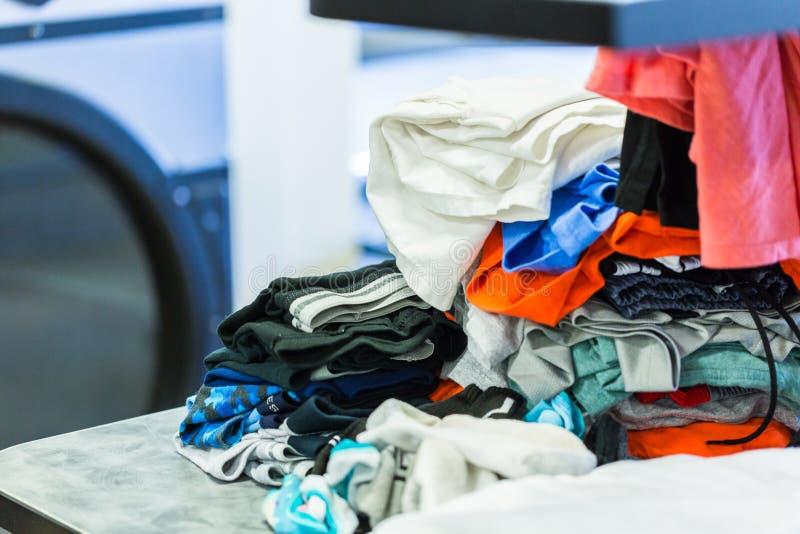 laundromat fotografia de stock royalty free
