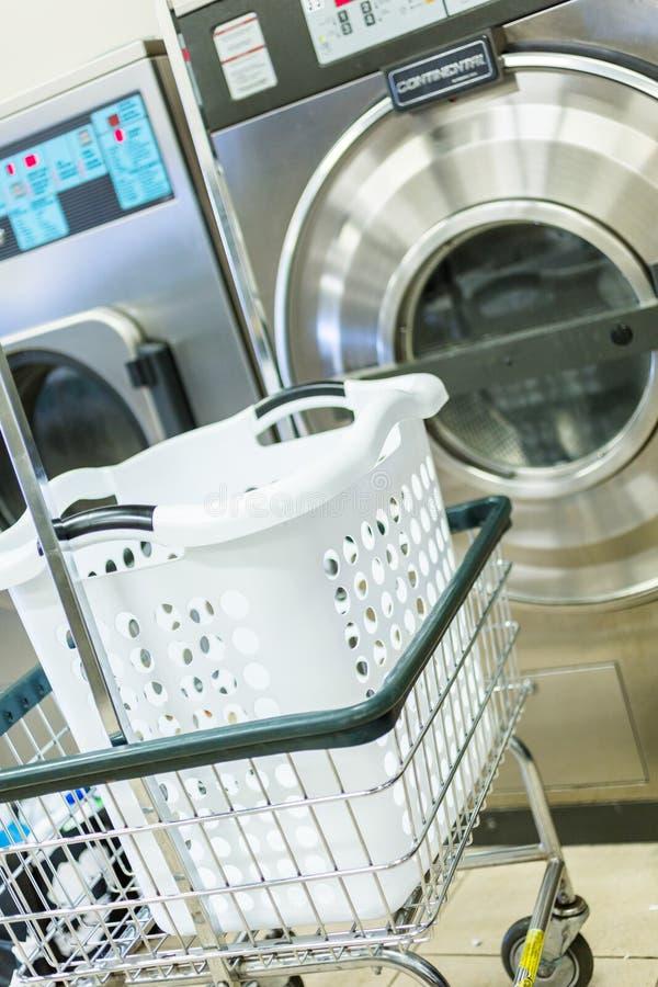 laundromat imagens de stock royalty free