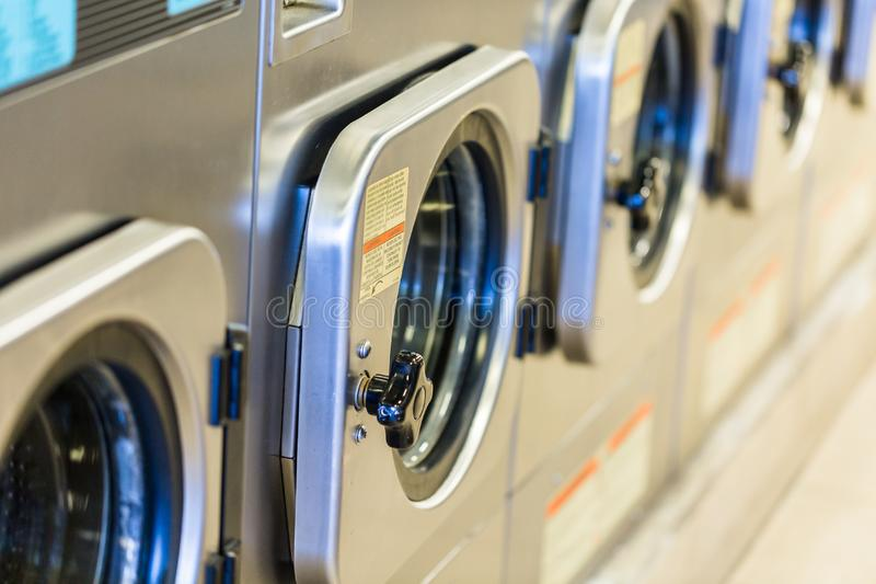 laundromat foto de stock royalty free