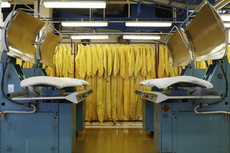 Download Laundry stock photo. Image of equipment, factory, clean - 18767342