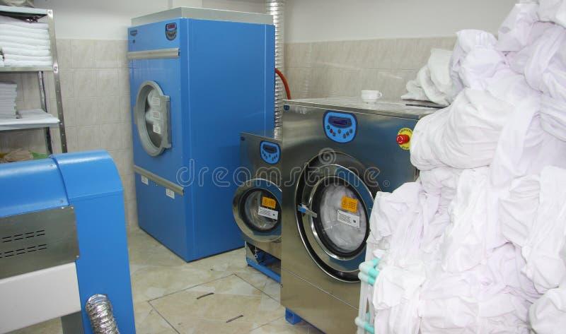 Laundry stock photo